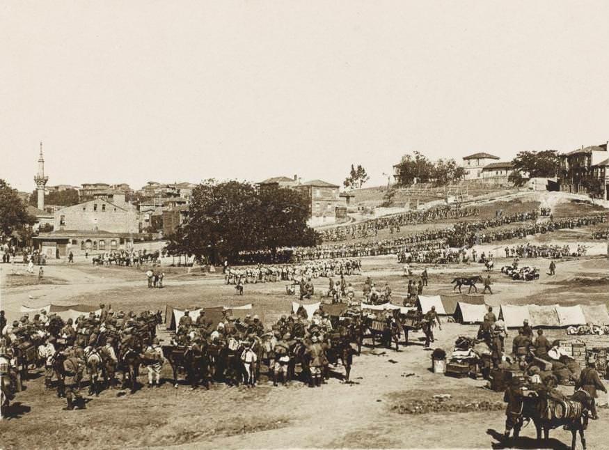 Hasanpaşa 1925 Yılı