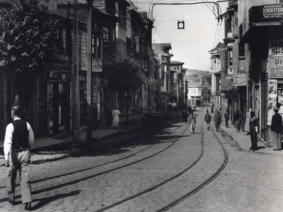 Kadıköy / Söğütlüçeşme Caddesi