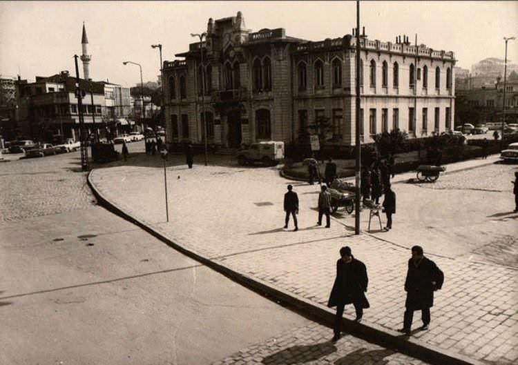 Kadıköy Hükümet Konağı