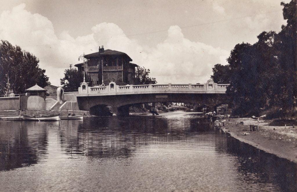 Kurbağlıdere Köprüsü