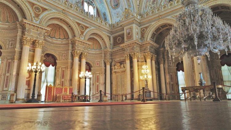 Osmanlı Devletinin Bayramlaşma Salonu