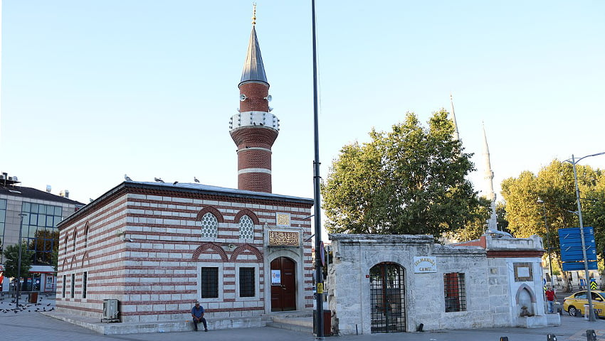 Selman Ağa Camii